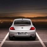 VW Beetle Hinten