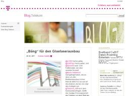 Telekom Blog