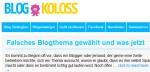 blogkoloss