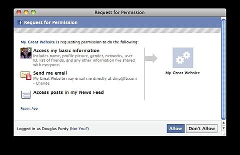 FB Permission