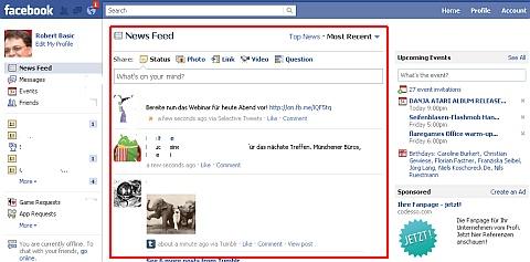 FB Status Updates