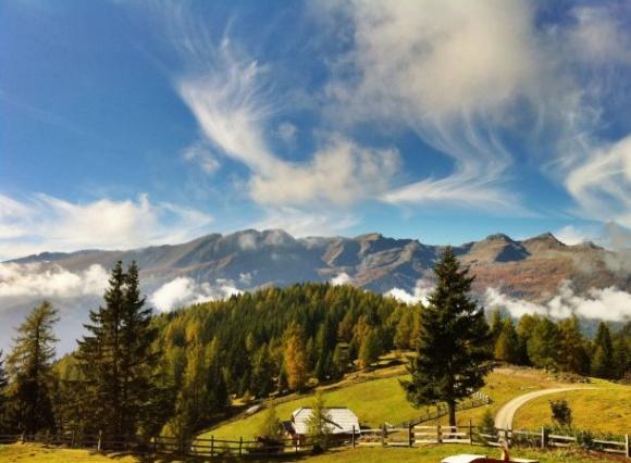 Blick von der Leonhardhütte (Hannes Treichl)