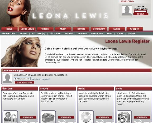 lewis community